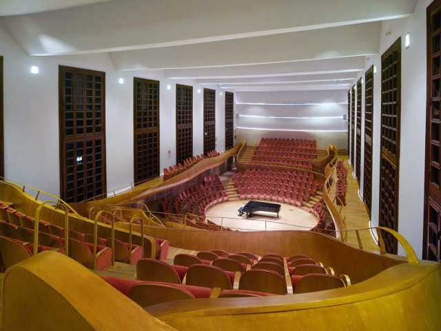 AUDITORIUM GIOVANNI ARVEDI